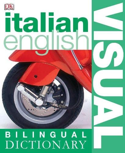 9781405311052: Italian-English Visual Bilingual Dictionary