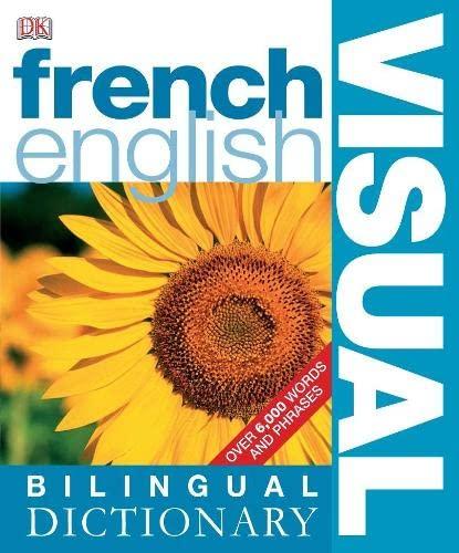 9781405311205: French-English Bilingual Visual Dictionary (DK Bilingual Dictionaries) (English and French Edition)
