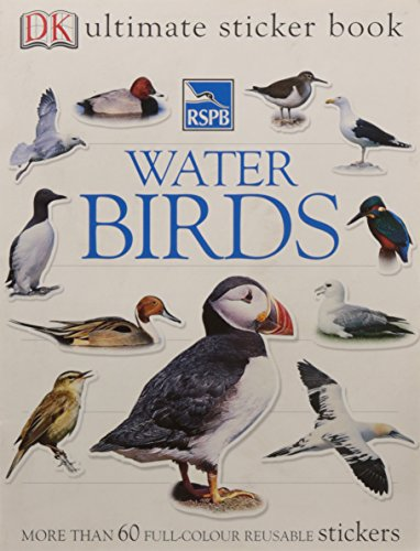 9781405311380: RSPB Water Birds Ultimate Sticker Book (Ultimate Stickers)