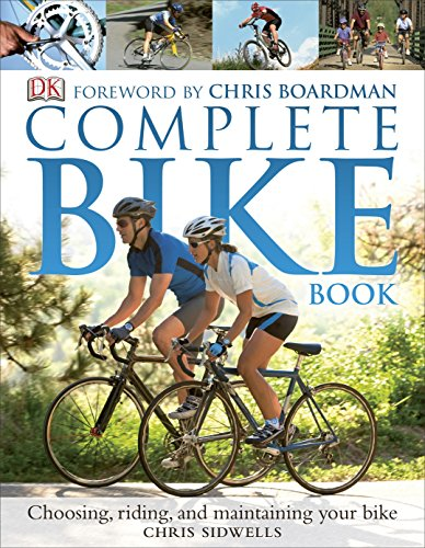 9781405311625: Complete Bike Book