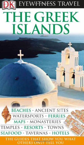 9781405311878: DK Eyewitness Travel Guide: The Greek Islands