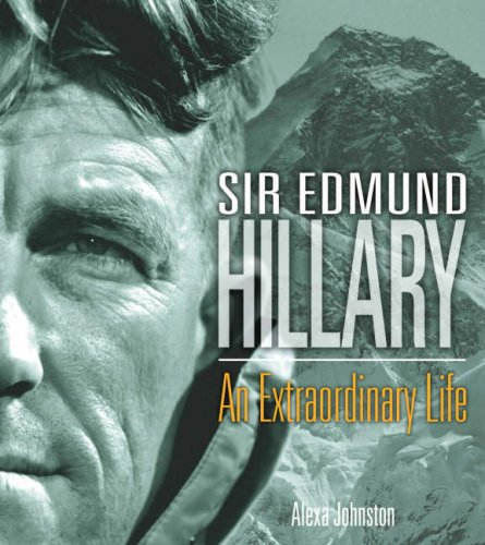 9781405312080: Sir Edmund Hillary: An Extraordinary Life