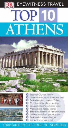 9781405312271: Athens (DK Eyewitness Top 10 Travel Guide)