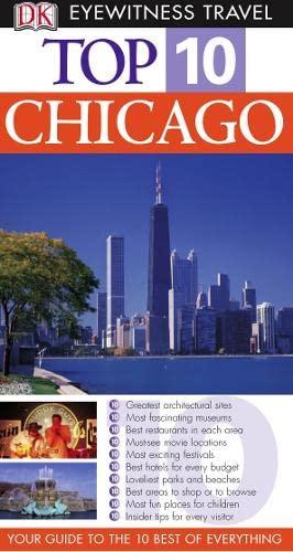 9781405312301: Chicago (DK Eyewitness Top 10 Travel Guide)