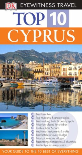 9781405312318: **Cyprus / Chypre** (DK Eyewitness Top 10 Travel Guide)