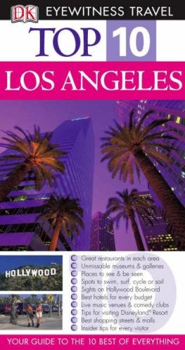 9781405312349: Los Angeles (DK Eyewitness Top 10 Travel Guide)
