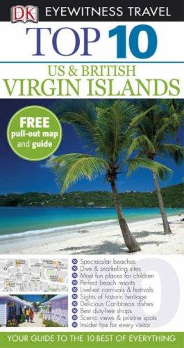 9781405312455: DK Eyewitness Top 10 Travel Guide: Virgin Islands: US & British (DK Eyewitness Travel Guide)