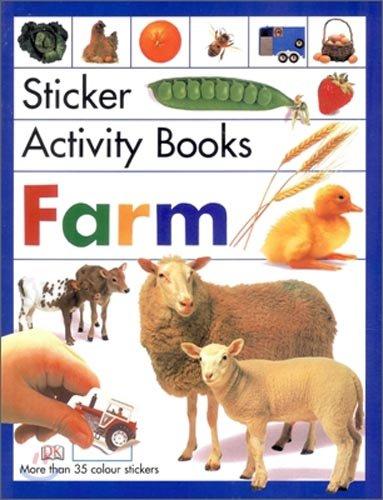 9781405312561: Sticker Activity: Farm