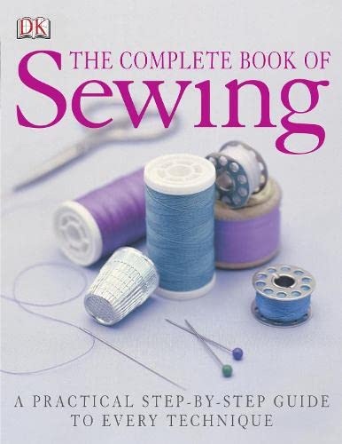 9781405312950: Complete Book Of Sewing (Needlecraft)