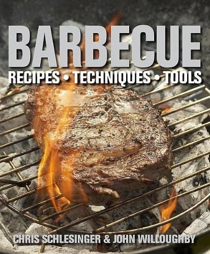 9781405312967: Barbecue: Recipes, Techniques, Tools