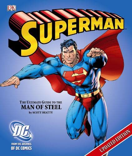 9781405313216: Superman the Ultimate Guide to the Man of Steel