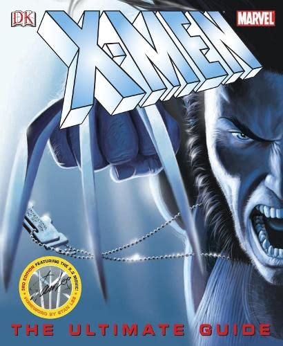 9781405313254: X-Men the Ultimate Guide: Fully Updated for the Release of X-Men 3