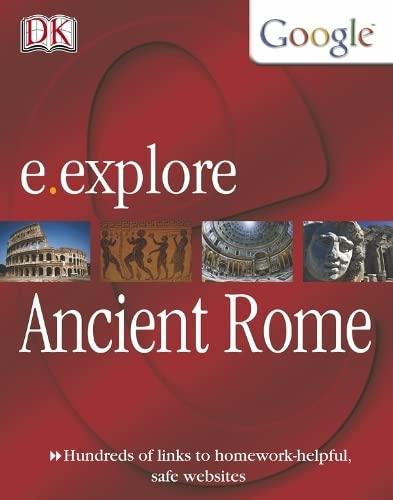 9781405313322: Ancient Rome (E.Explore)