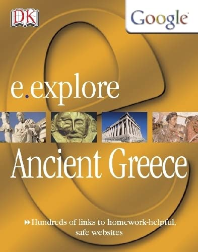 9781405313452: Ancient Greece (E.Guides)