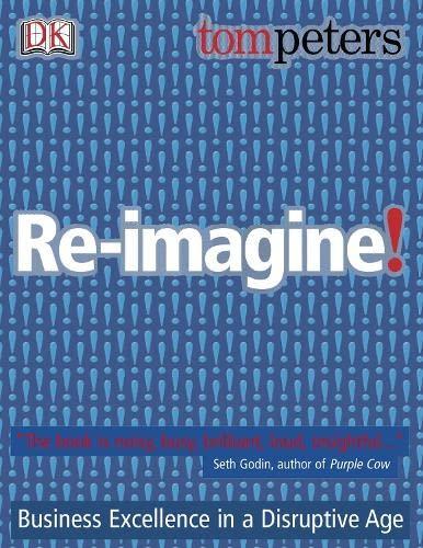 9781405313957: Re-imagine!
