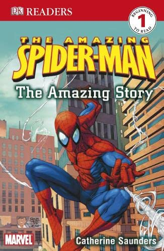 9781405314060: Spider-Man the Amazing Story: The Amazing Story Level 1 (DK Readers Level 1)