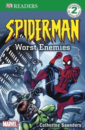 9781405314077: Spider-Man's Worst Enemies: Spiderman's Worst Enemies Level 2 (DK Reader Level 2)