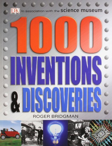 9781405314190: 1000 Inventions & Discoveries (Dk Reference)