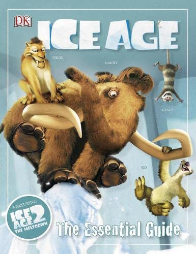 9781405314213: Ice Age (The Essential Guide)