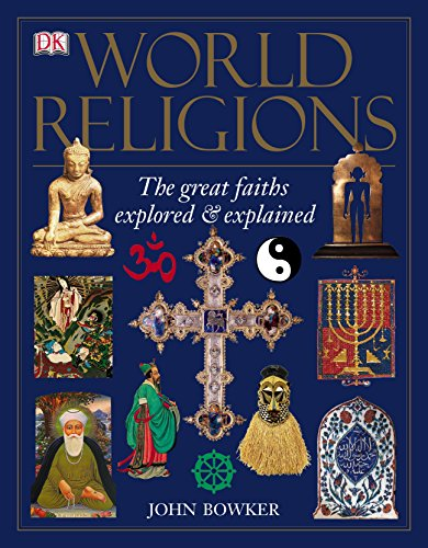 9781405314398: World Religions: The Great Faiths Explored & Explained