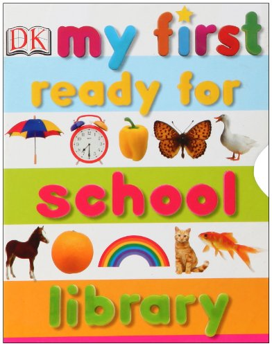 9781405314756: Ready for School Library (My First Board Book)