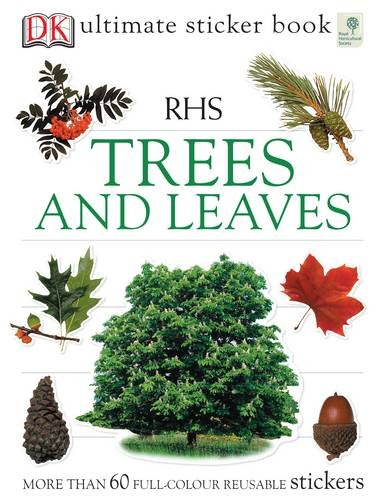 9781405314794: RHS Trees and Leaves Ultimate Sticker Book (Ultimate Stickers)