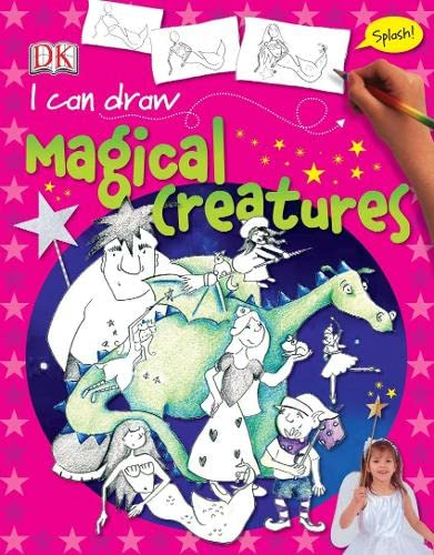 9781405315081: I Can Draw Magical Creatures