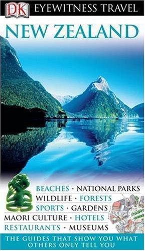 9781405315272: New Zealand (DK Eyewitness Travel Guide)