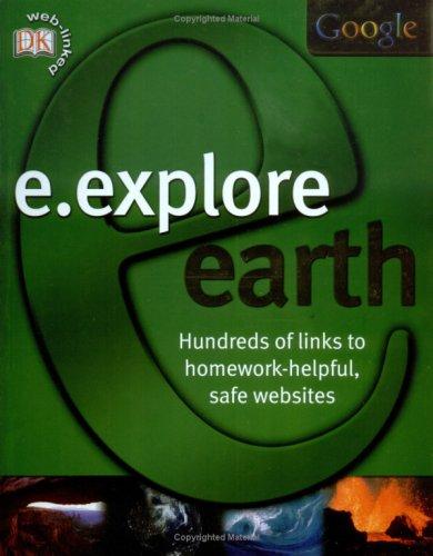 9781405315456: DK Online: Earth (e.explore)