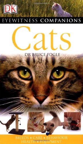9781405315579: Cats (Eyewitness Companions)