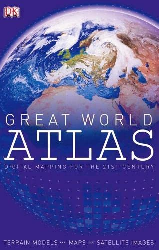 9781405315753: Great World Atlas