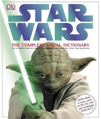 9781405316019: Star Wars the Complete Visual Dictionary