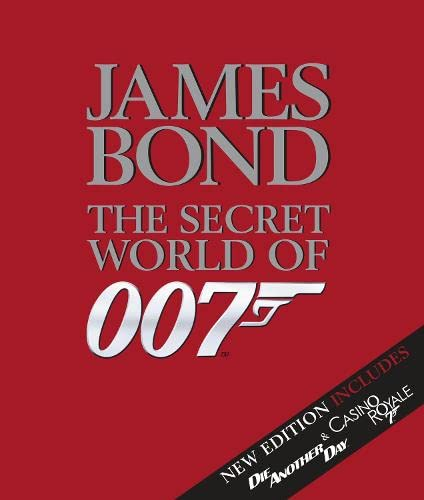 9781405316026: James Bond the Secret World of 007