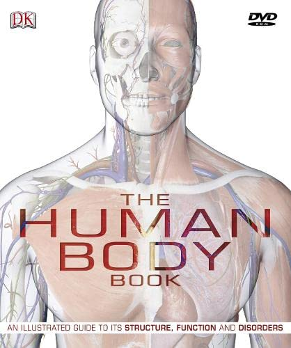9781405316255: The Human Body Book: The ultimate visual guide to anatomy, systems and disorders (Book & DVD Rom)