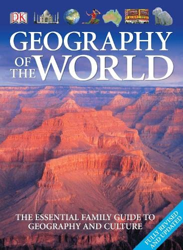 9781405316286: Geography of the World (Dk Reference)