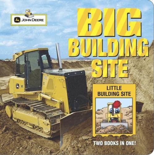 9781405316309: Big Building Site
