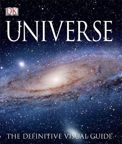 9781405316408: Universe: The Definitive Visual Guide