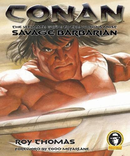 9781405316439: Conan: the Ultimate Guide to the World'S Most Savage Barbarian