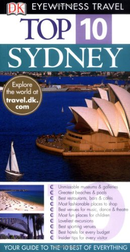 9781405316514: Top 10 Sydney (DK Eyewitness Travel Guide)