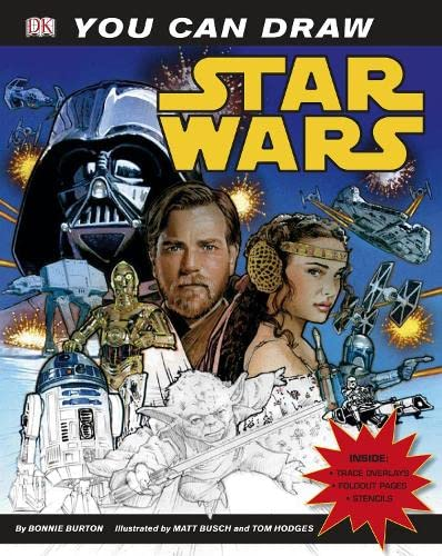 9781405316712: You Can Draw: Star Wars