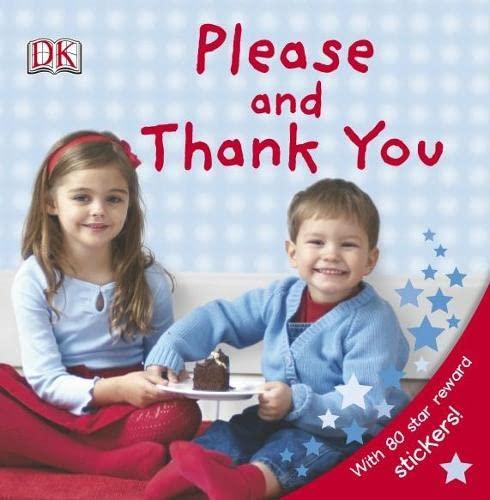 Please and Thank You (Dk Preschool)