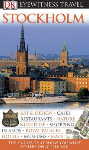 9781405316958: DK Eyewitness Travel Guide: Stockholm