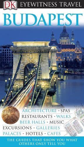 9781405317054: Budapest (DK Eyewitness Travel Guide)