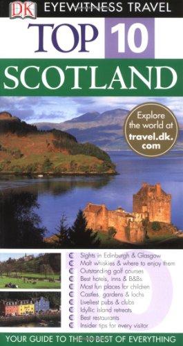 9781405317351: Scotland (DK Eyewitness Top 10 Travel Guide)