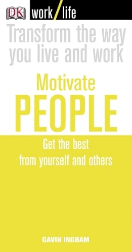 9781405317511: Work/Life: Motivate People