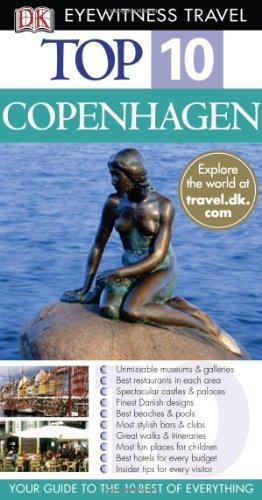 9781405317900: Copenhagen (DK Eyewitness Top 10 Travel Guide)