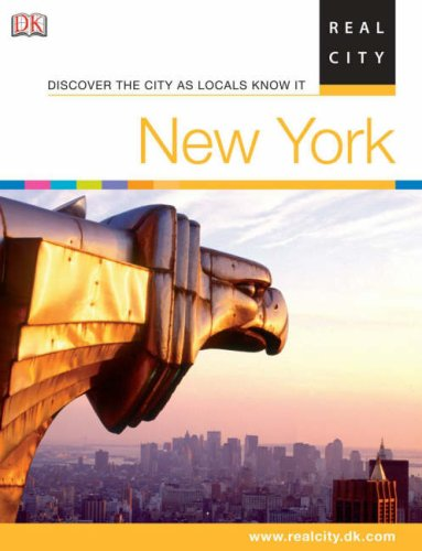 9781405317986: New York City (DK Realcity Guides)