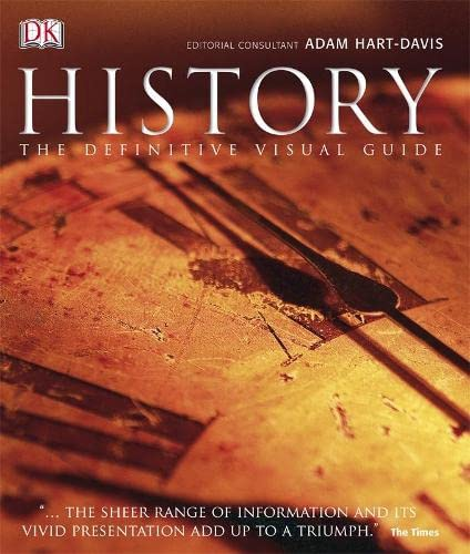 9781405318099: History: The Definitive Visual Guide - From the Dawn of Civilization to the Present Day