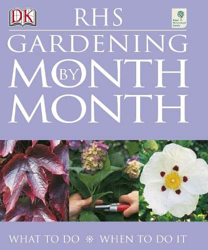 9781405318167: RHS Gardening Month by Month