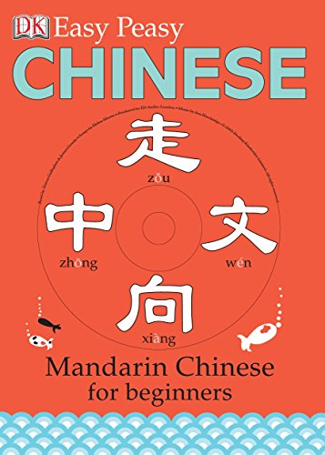 9781405318631: Easy Peasy Chinese (+ CD): Mandarin Chinese for Beginners (Book & CD)